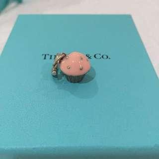 Tiffany & Co. Cupcake Charm