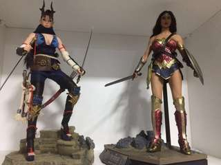 Hot Toys Wonder Women MMS359 Batman v Superman Dawn of Justice 1/6