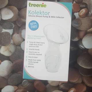 Treenie Silicone Milk Collector #bajet20