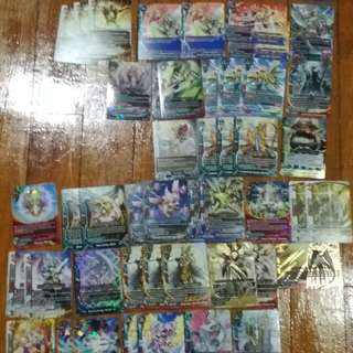 Buddyfight Guardians Deck
