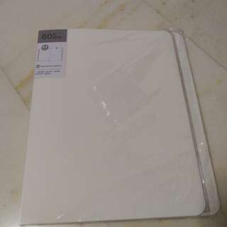 Clear Pocket Sheet Files (A4)