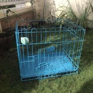 Medium-sized Crib Type Crate