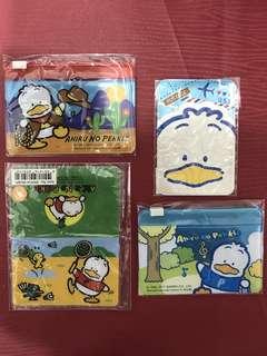 Sanrio精品-Pekkle 八達通套