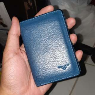 Card Wallet - Genuine Leather