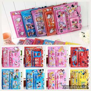 [NEW] CHEAP AND PRESENTABLE Stationery Set / goodie bag / party gift