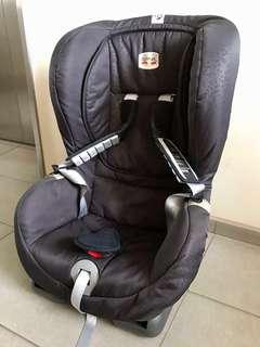Britax Duo Plus ISOFIX Car Seat