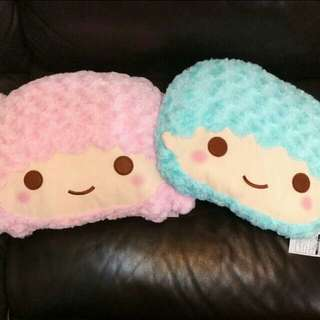 🈹求清 Little Twin Stars sega namco景品 cushion