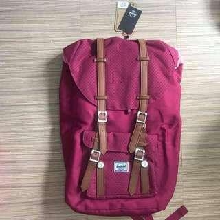 Herschel Backpack - Maroon
