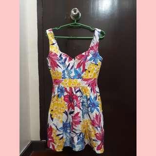 Floral Dress - Petite