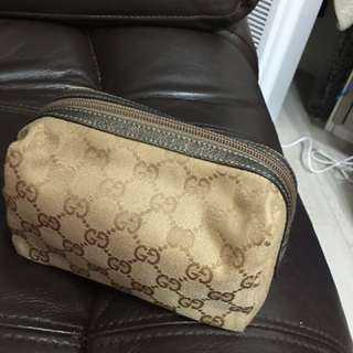 Gucci 化粧袋
