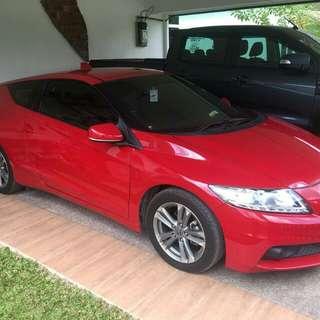 Sambung Bayar Honda CRZ