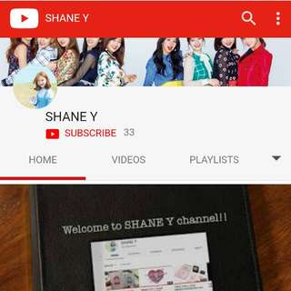 New Youtube channel is launched. One new subscriber means a lots to me. ❤❤❤