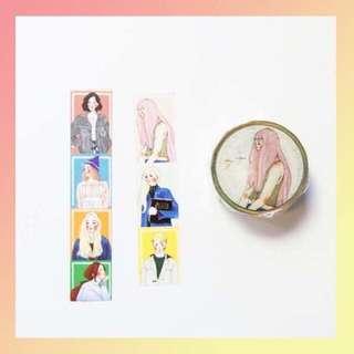 La dolce vita washi tape (2)