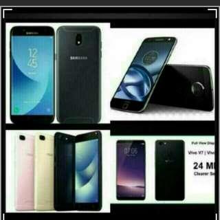 Handphone terbaru berbagai merk bisa di cicil