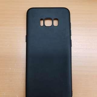 Samsung S8+ Black Case