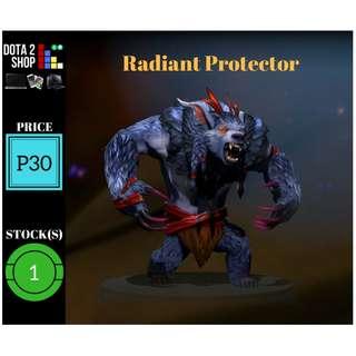 Dota 2 Ursa: Radiant Protector
