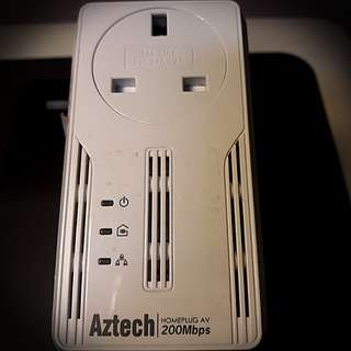 Aztech Homeplug (set of 3)