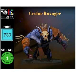 Dota 2 Ursa: Ursine Ravager