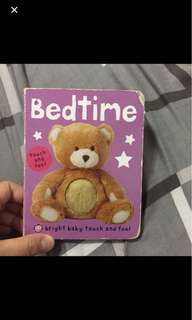Free mail! Bedtime book