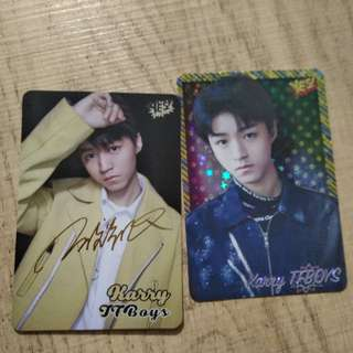TFBOYS Karry Yescard