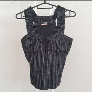 Authentic BeBe Top