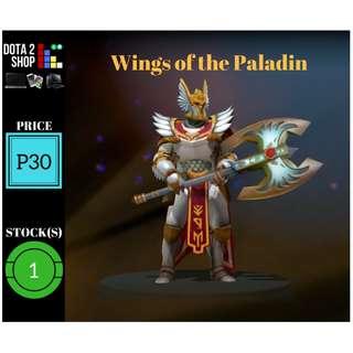 Dota 2 Omniknight: Wings of the Paladin