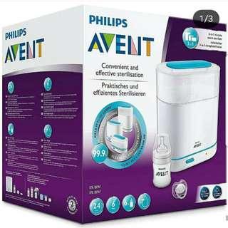 Avent Philips Sterilizer