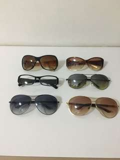 All for 15$ Bundle Sales Shades / specs / sun glasses