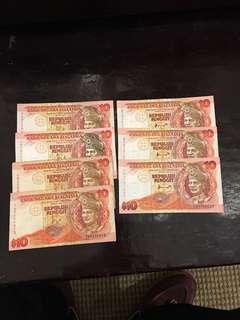 🙀👍🤩😂七張馬幣10快㊗️$32