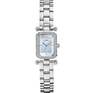 U0107L1 - Guess Silver Tone Quartz Women's Watch
