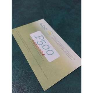 Naya Boutique Spa Gift Card