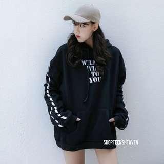 [PO] Korean Ulzzang hoodie sweater