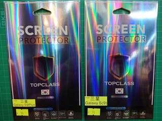 三星S9/ S9plus防爆水凝膜note8 S8 S8plus