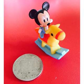 Mini Rocking MIckey Mouse