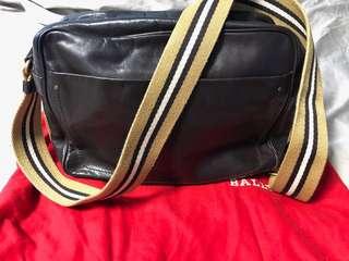 BALLY leather bag 真皮袋