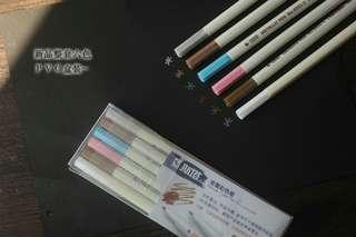 35蚊區🔳彩色筆Marker買即送多pack 相冊必備