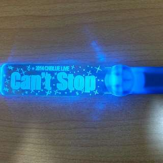 CNBLUE Can't Stop螢光棒