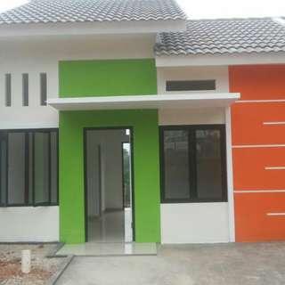 Rumah subsidi Cukup Bayar 8jt  all in promo subsidi