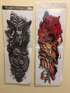 Temporary Tattoo 4days upto 1week