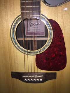 Guitar TAKAMINE GD71CE-Nat(hard case for free)
