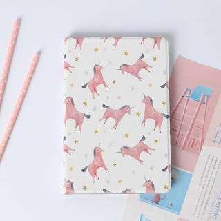 BN Instock Pink Unicorn iPad Cover