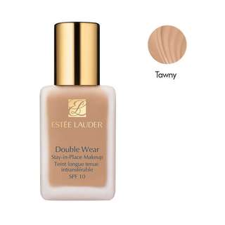Estee Lauder Double Wear Foundation (Tawny)