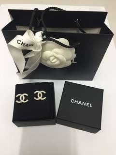 Classic Chanel Earrings
