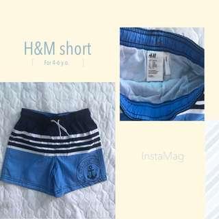 Overrun H&M short