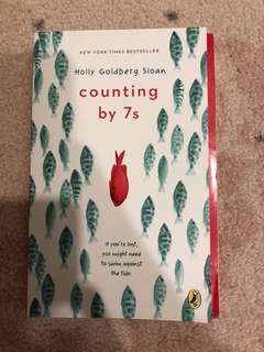 Holly Goldberg Sloan Counting by 7