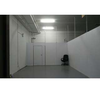 WOODLAND WAREHOUSE /OFFICE HALF UNIT SPACE FOR RENT