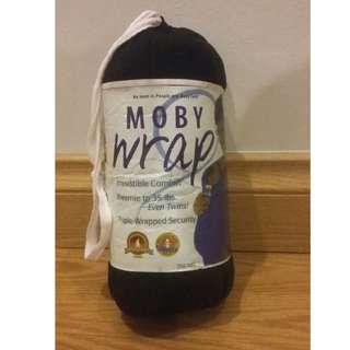Black Moby Wrap (imitation)