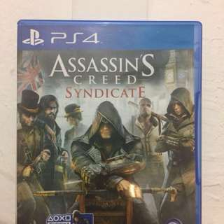 PS4 Assassin's Creed Syndicate