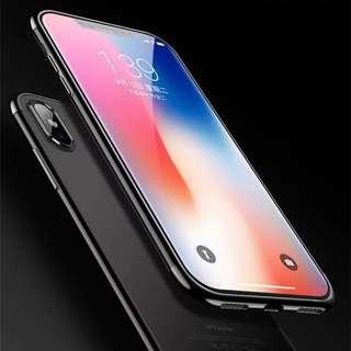 iPhone 7/8, 7/8Plus,  全包邊半電鍍透明軟殻(復活節優惠 第二個加$10 送玻璃貼一張)