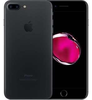 搵緊一部iPhone 7 Plus Black手機                  價位不要太高    可議價(視乎新舊程度)               最好不要太花